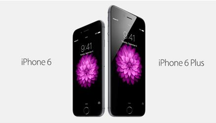 iPhone 6 and 6Plus