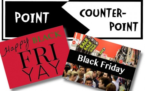 Point | Counterpoint | Black Friday