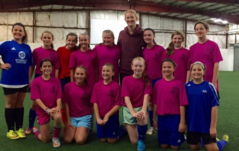 How My Soccer Team Met Sam Mewis