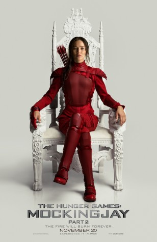 Movie Review: Mockingjay Part Two