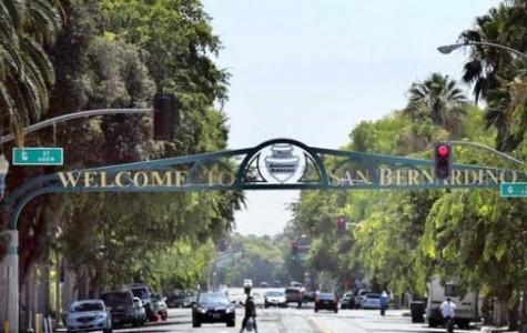 Tragedy in San Bernadino