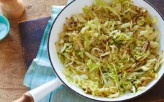 St. Patrick's Day Cooking: Sautéed Cabbage