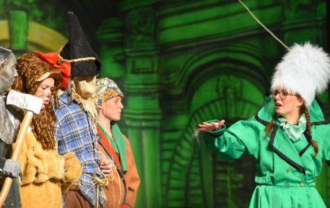 The Wizard of Oz at NDA!