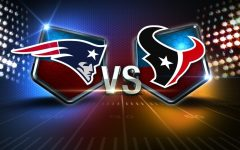 Patriots Play Texans in AFC Playoffs