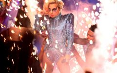 Lady Gaga Lights Up the Super Bowl LI Halftime Show