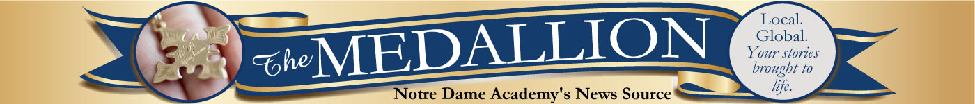 The student news site of Notre Dame Academy - Hingham