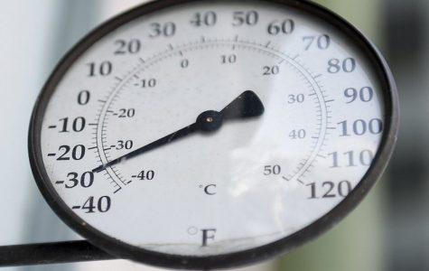 Temperature Terror: The Polar Vortex