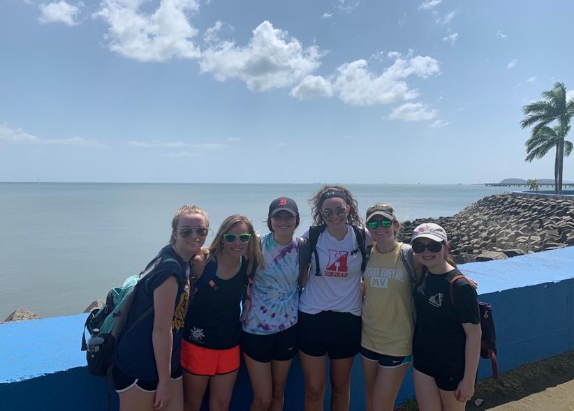 World Youth Day Recap: NDA Girls in Panama