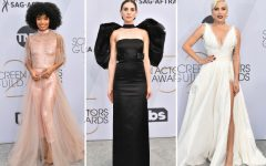 Best Dressed at the SAG Awards