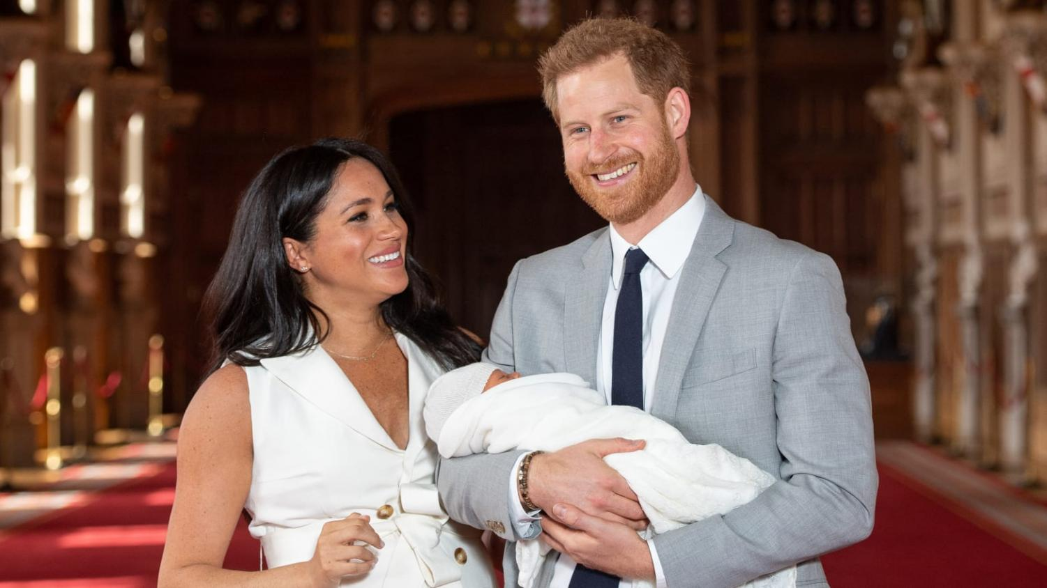 Everything You Need to Know About the Royal Baby