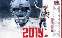 The First Three Weeks of the Patriots' Regular Season