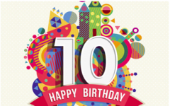 10 Things You Won't Believe are Turning 10 in 2020