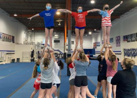 Cheering Through CoVID-19