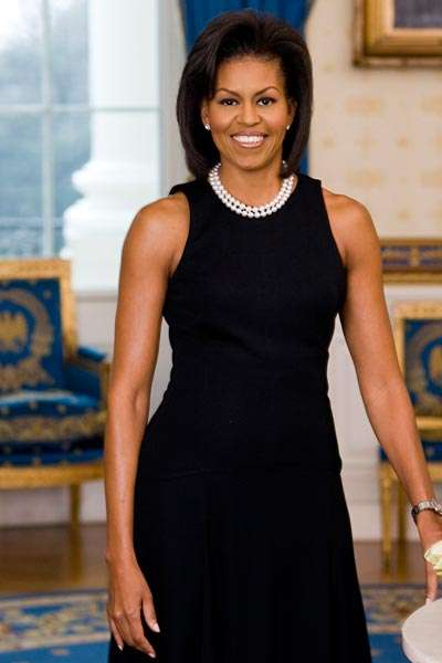 Looking Back: Michelle Obama's Impact on The United States