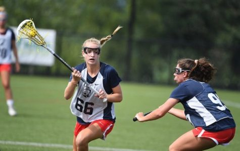 Madison Ahern '19 on Playing for Team USA