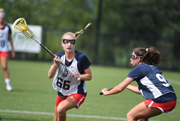 Madison Ahern '19 on Playing for Team USA
