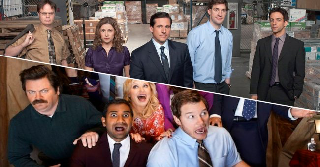 The+Office+vs.+Parks+and+Rec