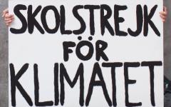 Greta Thunberg – Skolstrejk för Klimatet