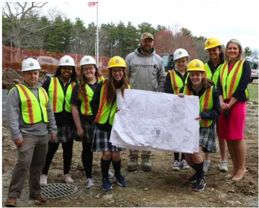 School's Out: Amphitheater Construction Update