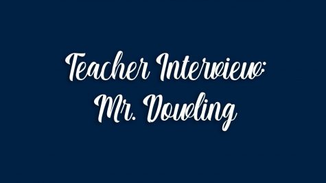 Teacher Interview: Mr. Joyce